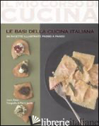 BASI DELLA CUCINA ITALIANA. EDIZ. ILLUSTRATA (LE) - ZAVAN LAURA