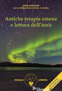 ANTICHE TERAPIE ESSENE E LETTURA DELL'AURA - GIVAUDAN ANNE