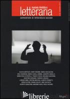 NUOVA RIVISTA LETTERARIA (2014). VOL. 10 -