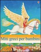 MITI GRECI PER BAMBINI. MINI - AMERY HEATHER