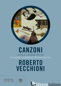 CANZONI - VECCHIONI ROBERTO; GERMINI MASSIMO (CUR.); JACHIA P. (CUR.)