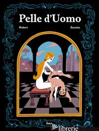 PELLE D'UOMO - HUBERT; ZANZIM