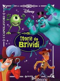 STORIE DA BRIVIDI. EDIZ. A COLORI - AA.VV.