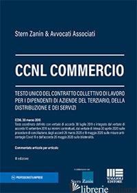 CCNL COMMERCIO - STERN ZANIN E AVVOCATI ASSOCIATI