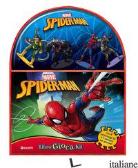 SPIDER-MAN. LIBRO GIOCA KIT -