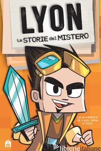 STORIE DEL MISTERO (LE) - LYON GAMER