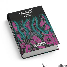 SMEMO OCTOPUS PINK 2022 13X17.70