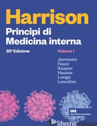 HARRISON. PRINCIPI DI MEDICINA INTERNA. CON E-BOOK - HARRISON