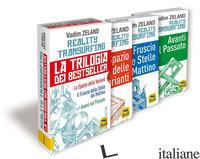 REALITY TRANSURFING. LA TRILOGIA: LO SPAZIO DELLE VARIANTI-IL FRUSCIO DELLE STEL - ZELAND VADIM