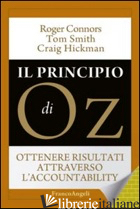 PRINCIPIO DI OZ. OTTENERE RISULTATI ATTRAVERSO L'ACCOUNTABILITY (IL) - CONNORS ROGER; SMITH TOM; HICKMAN CRAIG