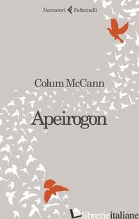 APEIROGON - MCCANN COLUM