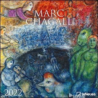 CALENDARIO DA MURO 30X30 CM MARC CHAGALL 2022 -