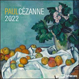 CALENDARIO DA MURO 30X30 CM PAUL CEZANNE 2022 -