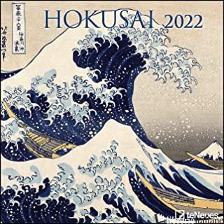 CALENDARIO DA MURO 30X30 CM HOKUSAI 2022 -