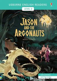 JASON AND THE ARGONAUTS. LEVEL 2. EDIZ. A COLORI - PRENTICE ANDY