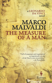 MEASURE OF A MAN (THE) - MALVALDI MARCO