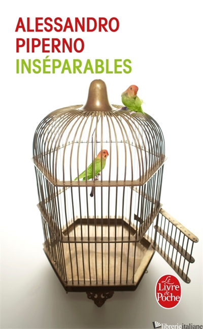 INSEPARABLES - PIPERNO ALESSANDRO