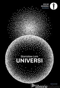 UNIVERSI - LEM STANISLAW