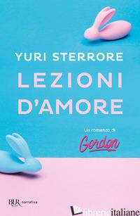 LEZIONI D'AMORE - STERRORE YURI