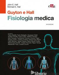 FISIOLOGIA MEDICA - GUYTON ARTHUR C.; HALL JOHN E.