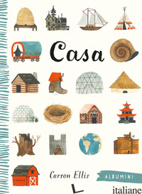 CASA. EDIZ. ILLUSTRATA - ELLIS CARSON