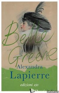 BELLE GREENE - LAPIERRE ALEXANDRA