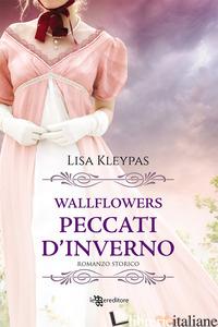PECCATI D'INVERNO. WALLFLOWERS. VOL. 3 - KLEYPAS LISA