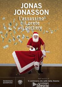 ASSASSINO, IL PRETE, IL PORTIERE (L') - JONASSON JONAS