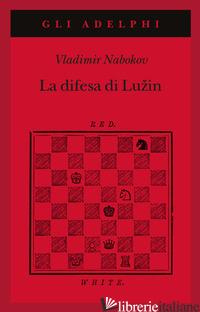 DIFESA DI LUZIN (LA) - NABOKOV VLADIMIR