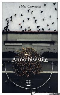 ANNO BISESTILE - CAMERON PETER
