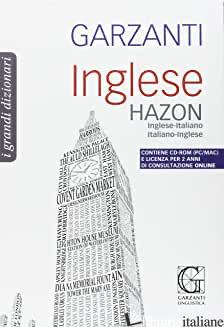 GRANDE DIZIONARIO HAZON DI INGLESE. CON CD-ROM - HAZON