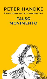 FALSO MOVIMENTO - HANDKE PETER