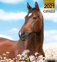 CAVALLI. CALENDARIO 2021 - AAVV