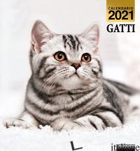 GATTI. CALENDARIO 2021 - AAVV