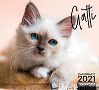 GATTI. CALENDARIO 2021 -