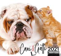 CANI & GATTI. CALENDARIO 2021 -