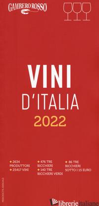 VINI D'ITALIA 2022 - AA.VV.