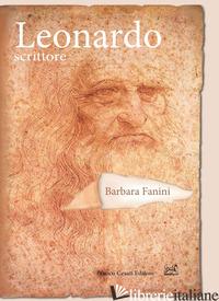LEONARDO SCRITTORE - FANINI BARBARA