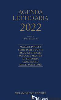 AGENDA LETTERARIA 2022 - RIZZONI G. (CUR.)