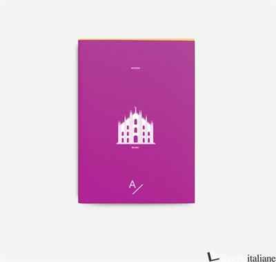 Fuchsia Pink  (Righe) - Matteo Migliorini