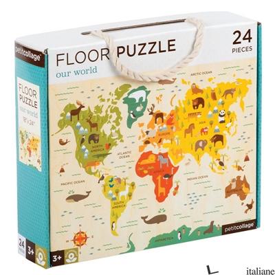 Our World Floor Puzzle - PETITCOLLAGE