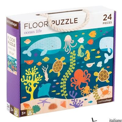 Ocean Life Floor Puzzle - PETITCOLLAGE