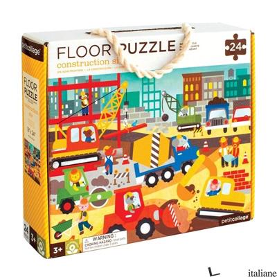 Construction Site Floor Puzzle - PETITCOLLAGE