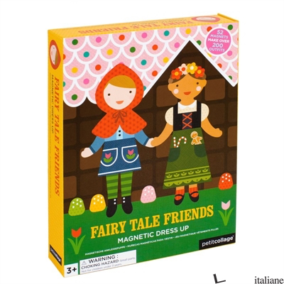 Fairy Tale Friends Magnetic Dress Up - PETITCOLLAGE