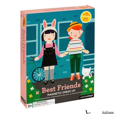 Best Friends Magnetic Dress Up - PETITCOLLAGE