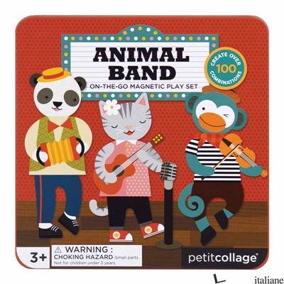 Animal Band Magnetic Play Set - PETITCOLLAGE