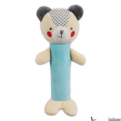Baby Bear Organic Squeaker - PETITCOLLAGE