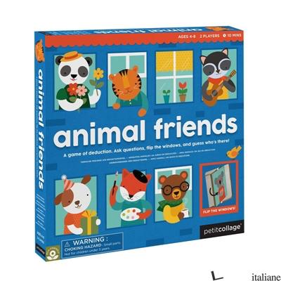 Animal Friends Game - PETITCOLLAGE