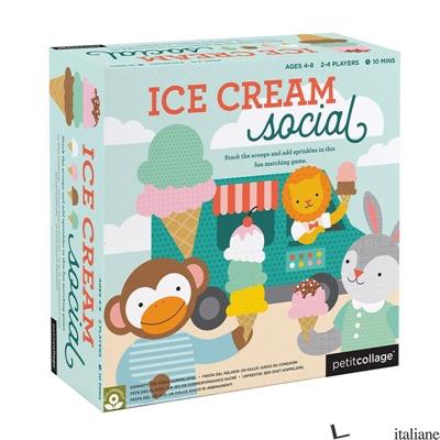 Ice Cream Social Game - PETITCOLLAGE