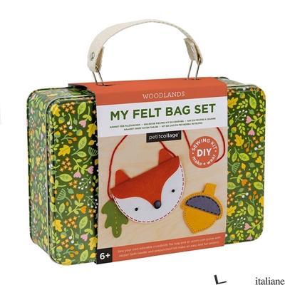 Woodlands Fox My Felt Bag Set - PETITCOLLAGE